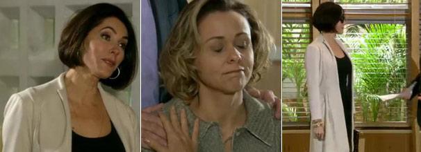 O sobretudo de Rebeca (Christiane Torloni) e o esmalte de Bruna (Giulia Gam) estão entre os mais pedidos de Ti-ti-ti nesta semana