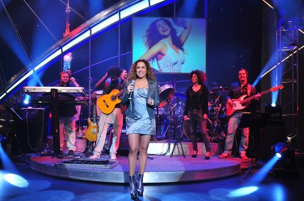 Daniela Mercury se apresenta no Programa do Jô desta sexta