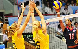 vôlei feminino brasil
