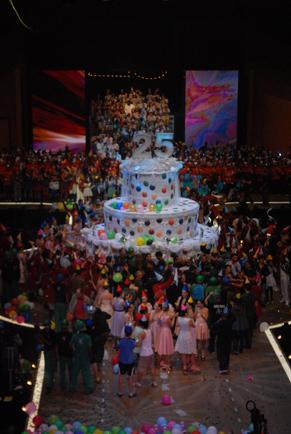 O Criança Esperança completa 25 anos em 2010