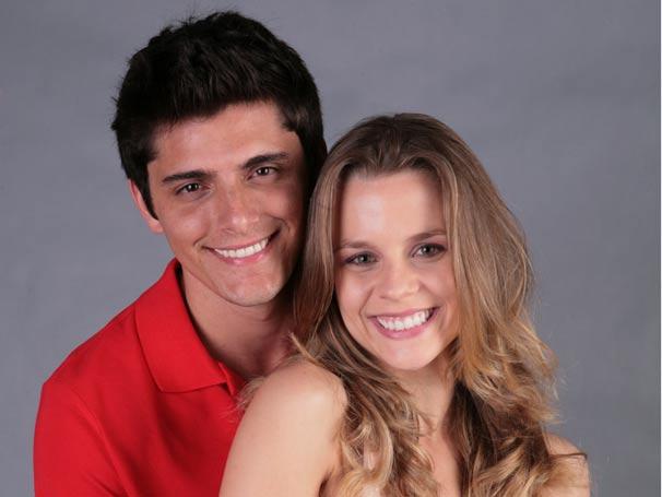 Daniela Carvalho e Bruno Gissoni são os protagonistas da próxima temporada de Malhação
