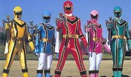 Power Rangers: Força Mística