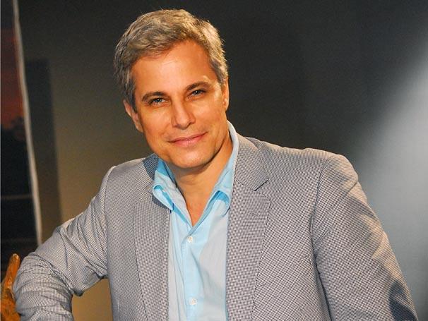Edson Celulari é o apostador Fernando Rangel, na próxima novela das seis, Araguaia