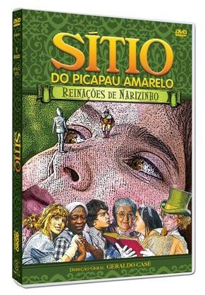 DVD Sítio do Picapau Amarelo