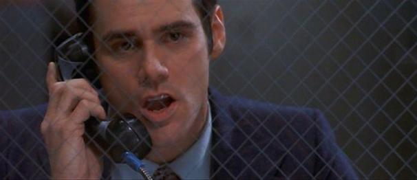 Jim Carrey é um técnico de televisão a cabo
