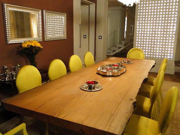 Sala de jantar Clô