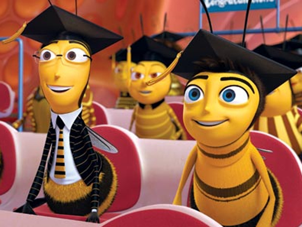 bee movie filme