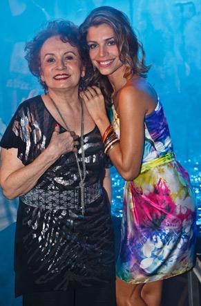 Joana Fomm e Grazi Massafera são mãe e filha no episódio 'Desinibida do Grajaú'