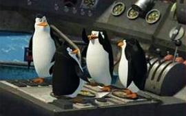 os pinguins de madagascar (Foto: Reprodução/ Divulgação)