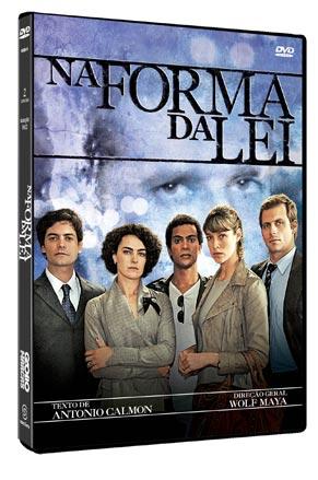 DVD de Na Forma da Lei chega às lojas