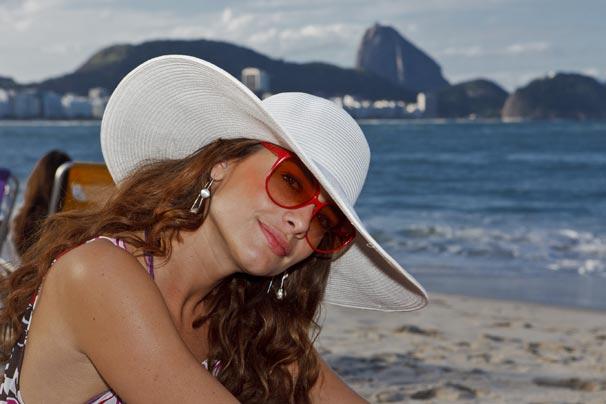 Alinne Moraes é Nádia