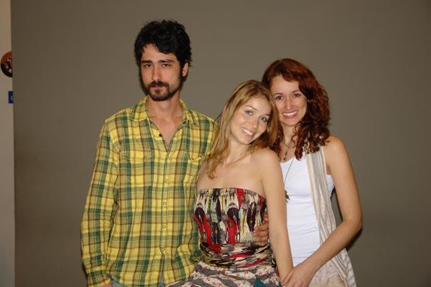 Pedro Gracindo, Renata Guida e Marcela