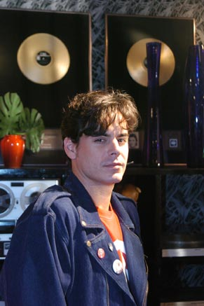 Paulo Ricardo é interpretado por João Gevard