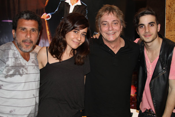 Eri Johnson, Alessandra Negrini, Fábio Jr. e Fiuk estão no especial de fim de ano Tal Pai, Tal Filho
