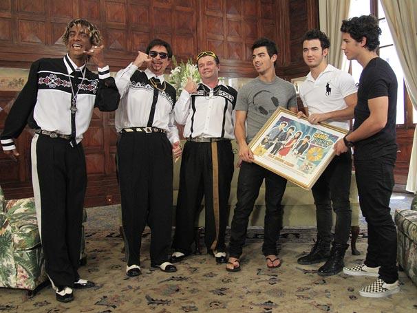 Jonas Brothers Casseta e Planeta