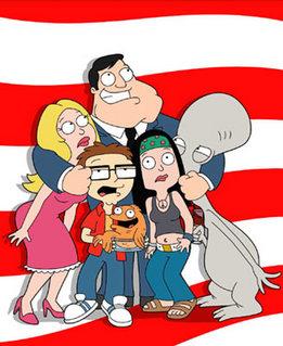 Stan Smith e sua tresloucada família: os protagonistas do divertido desenho