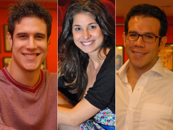Programa mostra a história de Emiliano, Chandelly e Bruno