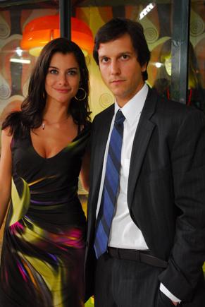 Alinne Moraes e Vladimir Brichta também estão no elenco da minissérie