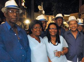 Velha Guarda da Portela estará presente no Trem do Samba no dia 2 de dezembro