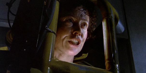 Ellen Ripley (Sigourne Weaver)