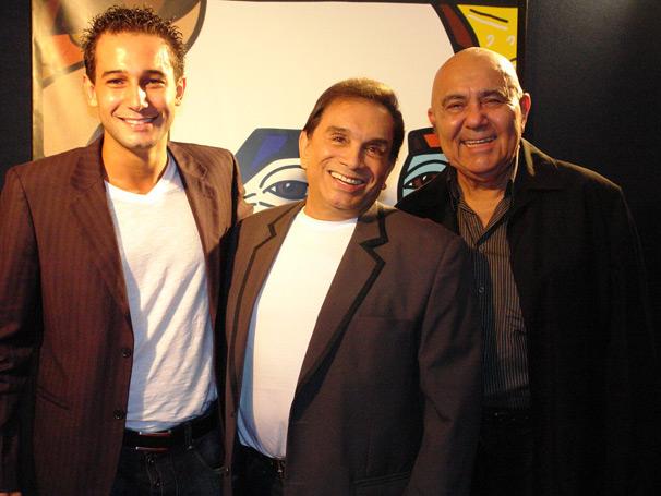 Rafael Almeida, Dedé e Sargento Pincel