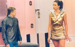 A dupla Caco Antibes (Miguel Falabella) e Magda (Marisa Orth) vivia falando sobre um tal