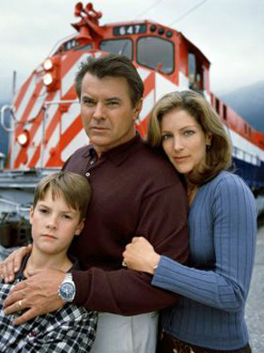 Em O Trem Desgovernado, Glen faz de tudo para proteger sua família