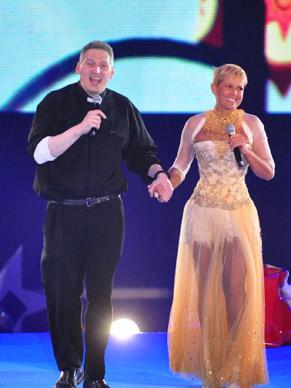 Xuxa e Padre Marcelo Rossi