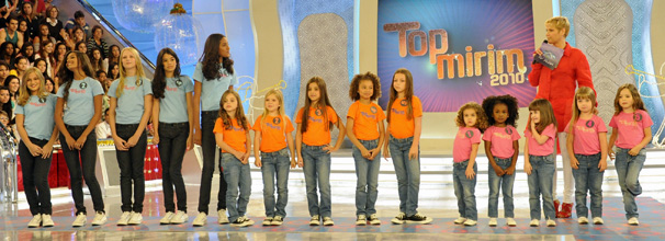 Programa também traz a semifinal do Top Mirim 2010