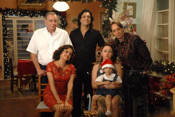 A Rede Globo exibe A Grande Família especial de Natal na quinta-feira, dia 23