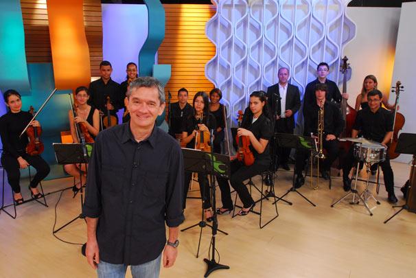 Ação comemora chegada do Natal com Orquestra de Heliópolis