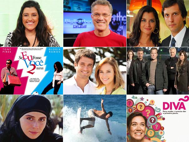 Em janeiro, a Rede Globo traz muitas estreias para o público