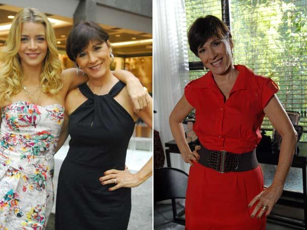 O esmalte marrom de Ingrid (Natália do Vale) em Viver a Vida fez o maior sucesso em 2010