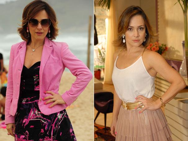 As unhas rosas de Jéssica (Gabriela Duarte) também foram destaque em 2010