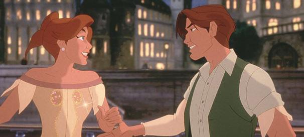 Confira toda emoção e magia do desenho 'Anastasia' na TV Globinho deste sábado (Foto: Divulgação)