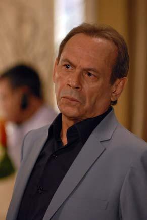 José Wilker interpreta Umberto, irmão do personagem de Antônio Fagundes