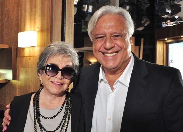 Natália Thimberg e Antônio Fagundes voltam a atuar juntos em uma novela de Gilberto Braga
