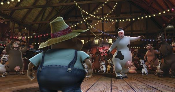 Os animais cantam, dançam e fazem a festa em 'O Segredo dos Animais'