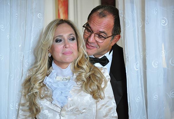 Susana Vieira contracena com Humberto Martins em Lara com Z