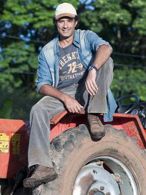 Marcos Pasquim (Foto: TV Globo/ Bob Paulino)