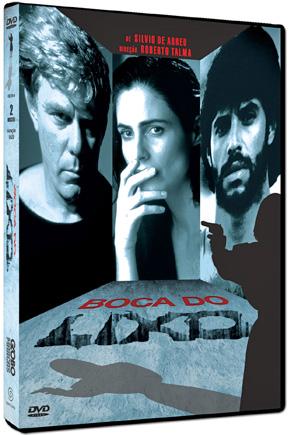 Capa do DVD Boca do Lixo, série exibida pela TV Globo em 1990 (Foto: Reprodução)