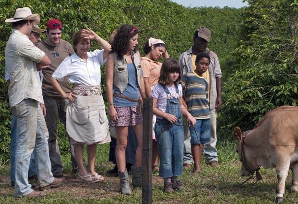 O elenco da próxima novela das sete (Foto: TV Globo/Bob Paulino)