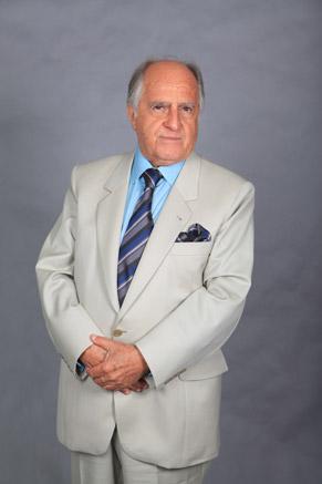 Ary Fontoura é o prefeito Isaías na próxima trama das sete (Foto: TV Globo/ Rafael França)