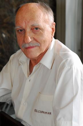 Nildo Parente viveu Pacífico em Paraíso Tropical (Foto: TV Globo/Renato Rocha Miranda)