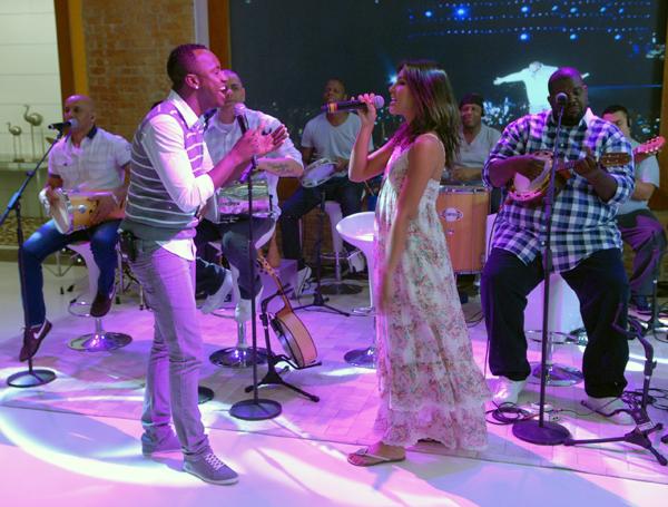Mais Você (Foto: TV Globo / Marcio Nunes)