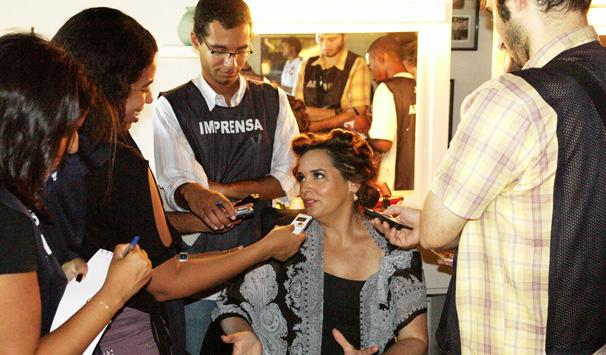Suzy Rêgo (Foto: Thais Jordão/ TV Globo)