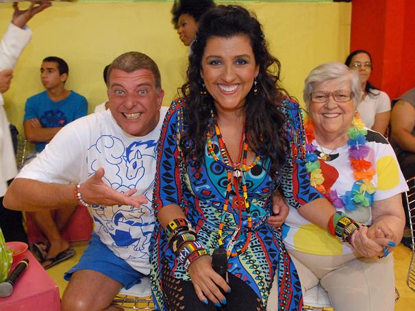 Esquenta! (Foto: Crédito: TV Globo / Alex Carvalho)