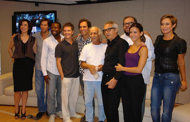 Tapas & Beijos (Foto: Nathalia Fernandes / Divulgação TV Globo)