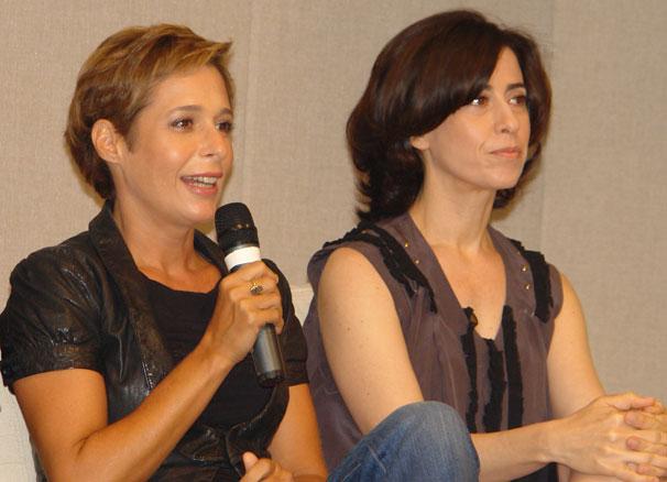Tapas & Beijos - Andréa Beltrão e Fernanda Torres (Foto: Nathalia Fernandes / Divulgação TV Globo)