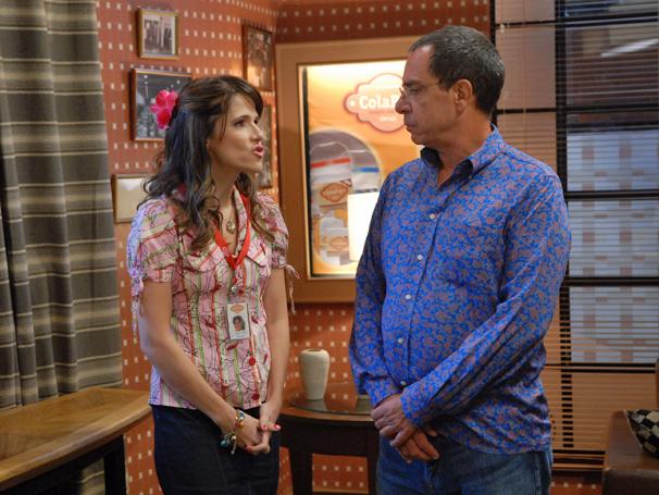 Batendo Ponto (Foto: TV Globo / Marcio Nunes)